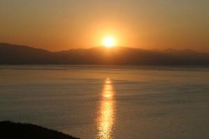 Sonnenaufgang_SevanSee